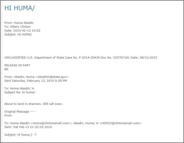 Hi Huma Email