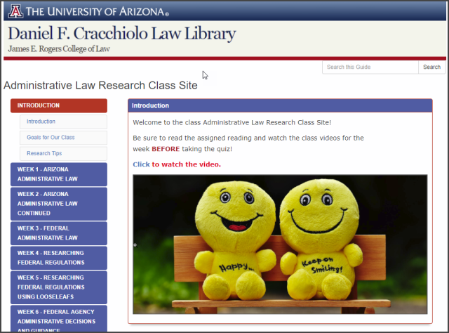 Administrative Law Research Course LibGuide.png